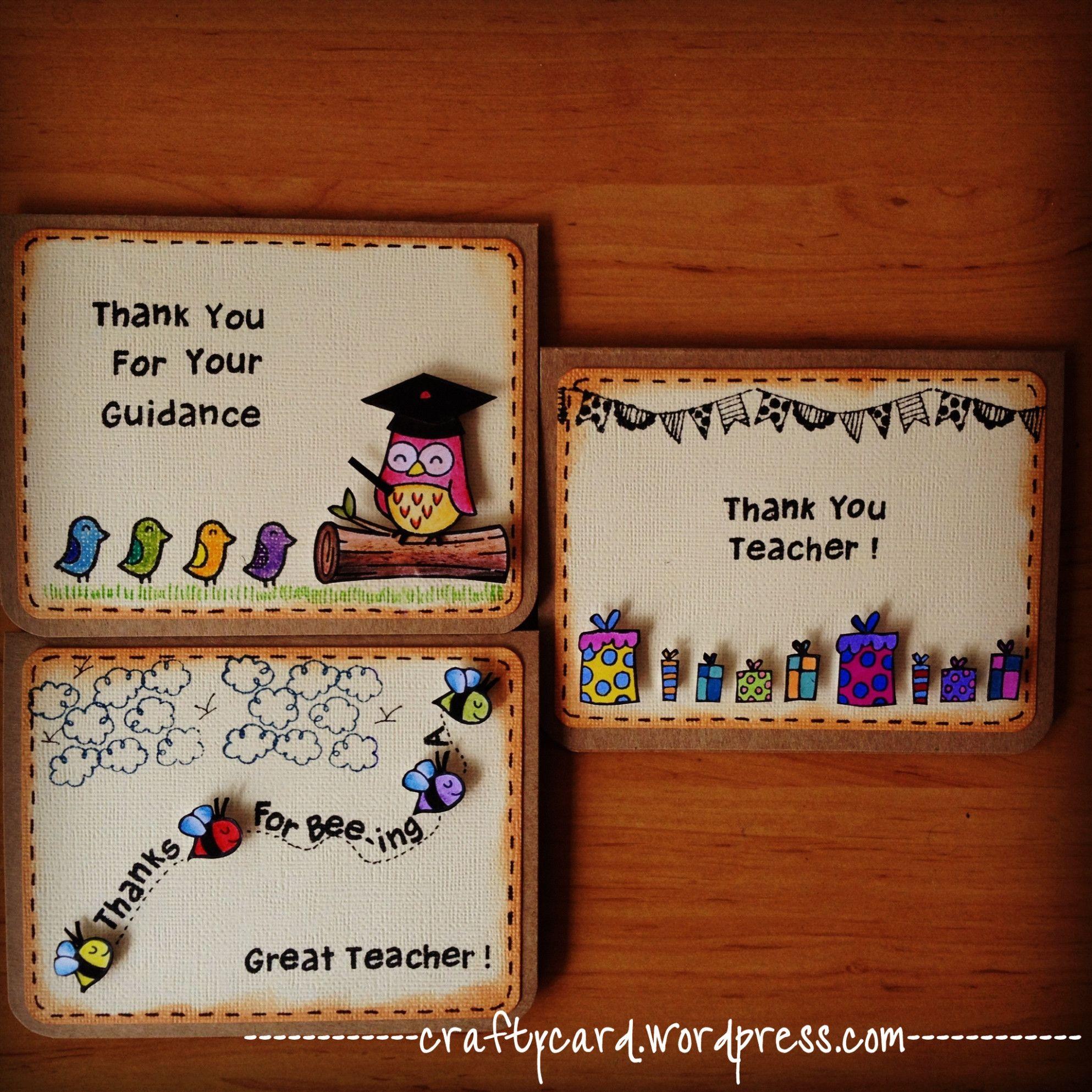 Online Teachers Day Card Maker