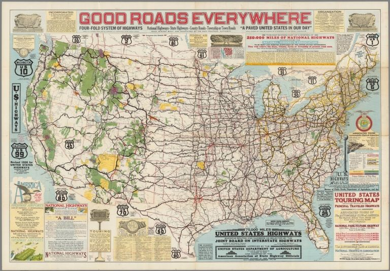 Image result for Joint Board of Interstate Highways | Mapage ...