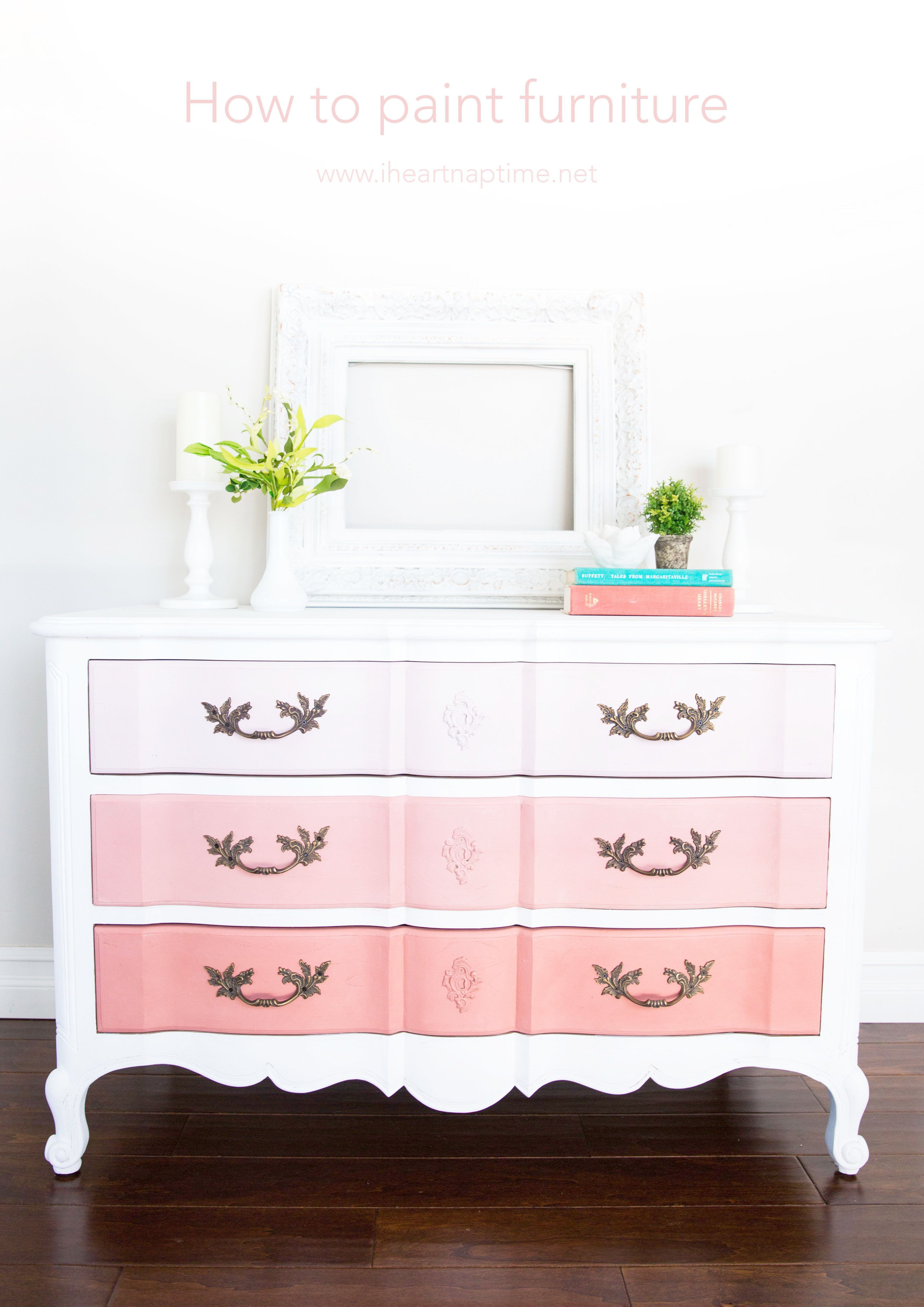 Bush Furniture Key West Collection Painted Bedroom Furniture