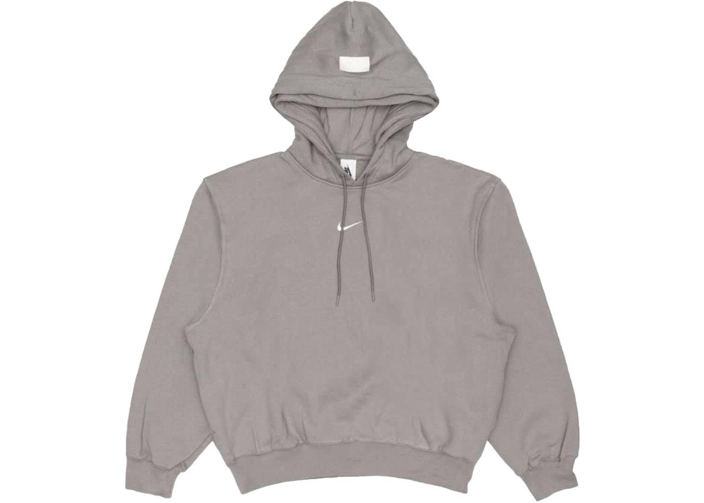 Fear Of God X Nike Double Hood Hoodie Dust Sail In 2021 Hoodies Nike Hoodie Double Hood [ 1000 x 1400 Pixel ]