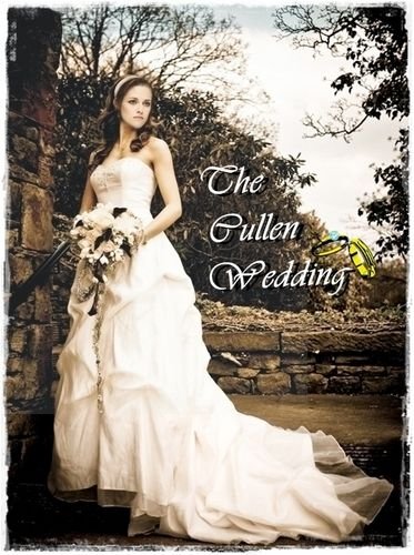 Bella Wedding ~ Breaking Dawn
