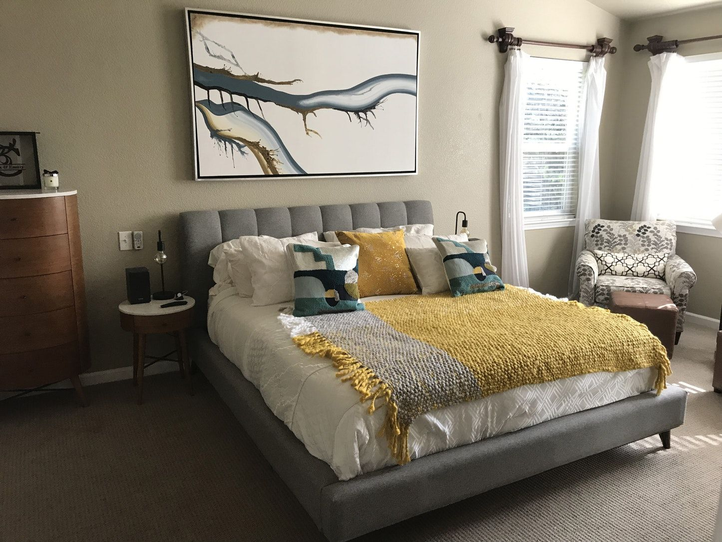 customer photos joybird in 2020 with images bed on unique contemporary bedroom design ideas for more inspiration id=44112