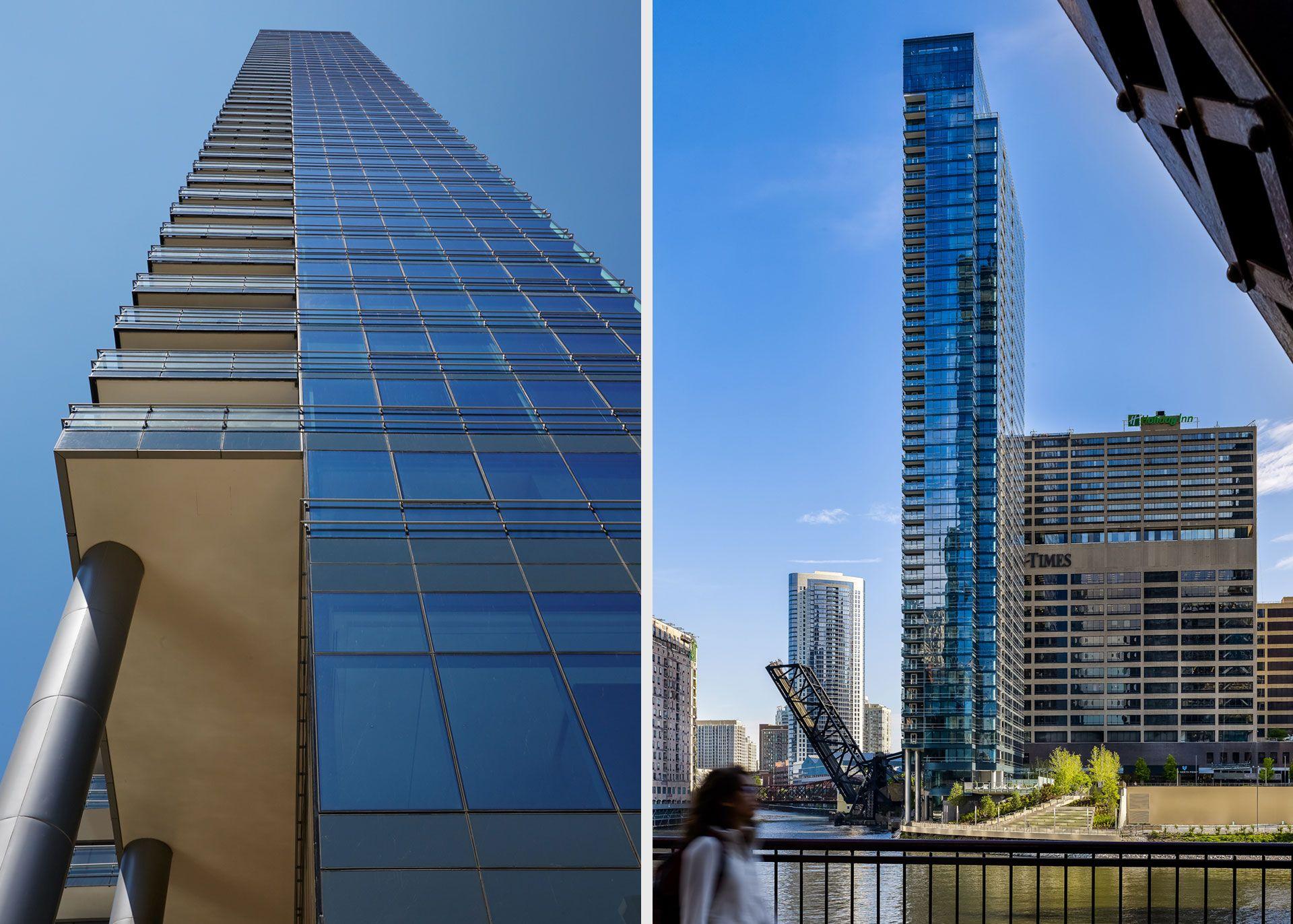 Wolf Point West Chicago Housing - bKL Architecture