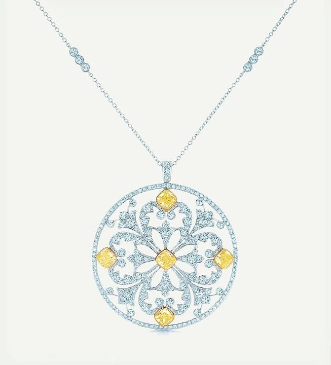 tiffany yellow diamond pendant pretty pretties tiffany yellow diamond pendant aloadofball Gallery