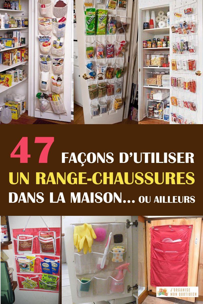 www.jorganisemonquotidien des #astuces pour détourner un range