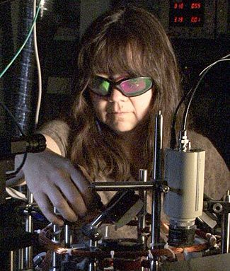Is A Physicist With The National Institute Of Standards And Technology Nist National Institute Of Standards And Technology Women Scientists Physics Department