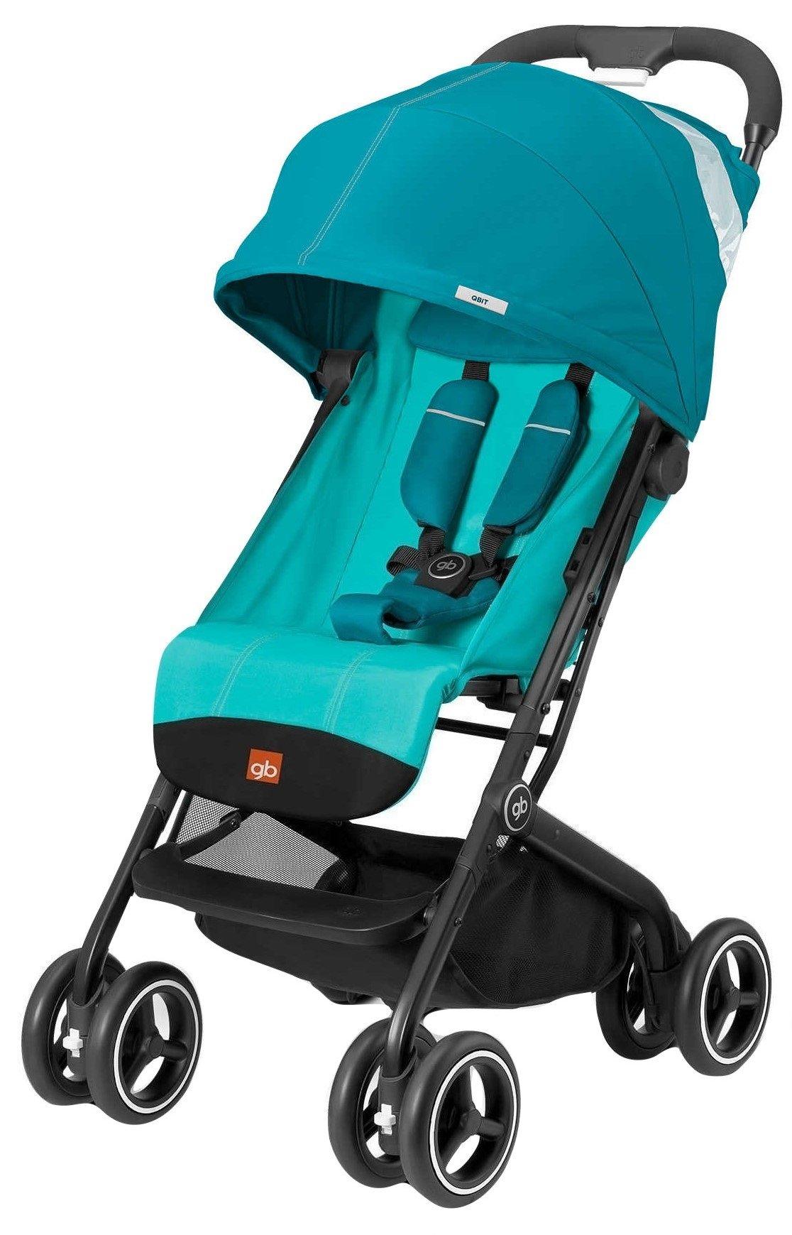 GB QBit Plus (Capri Blue) Baby strollers, Travel