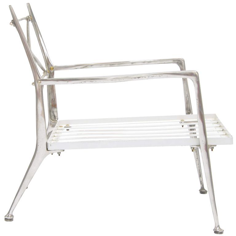 Aluminum Club Chair Frames | Designed things. | Pinterest ...