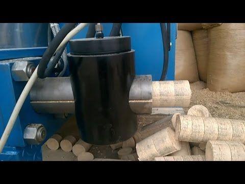 Biznes Ideya V Garazhe Izgotovlenie Toplivnyh Briketov I Pellet Youtube Poleznye Sovety Remont Garazh