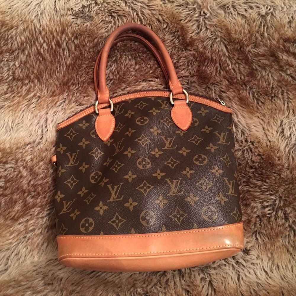 Vintage Louis Vuitton Handbags Purses Ebay