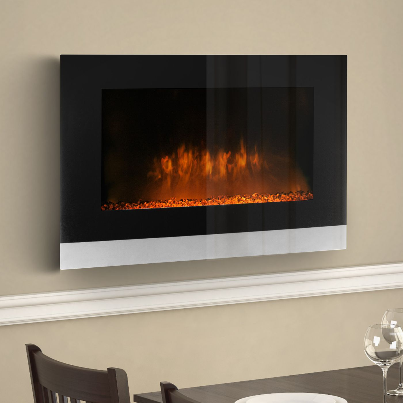 11 awesome lowes electric fireplace heaters theoldchapelhotel