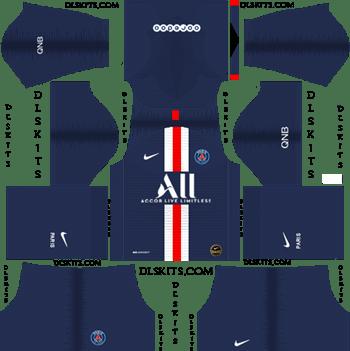 Paris Saint Germain Psg 2019 2020 Dream League Soccer Kits Paris Saint Paris Saint Germain Psg