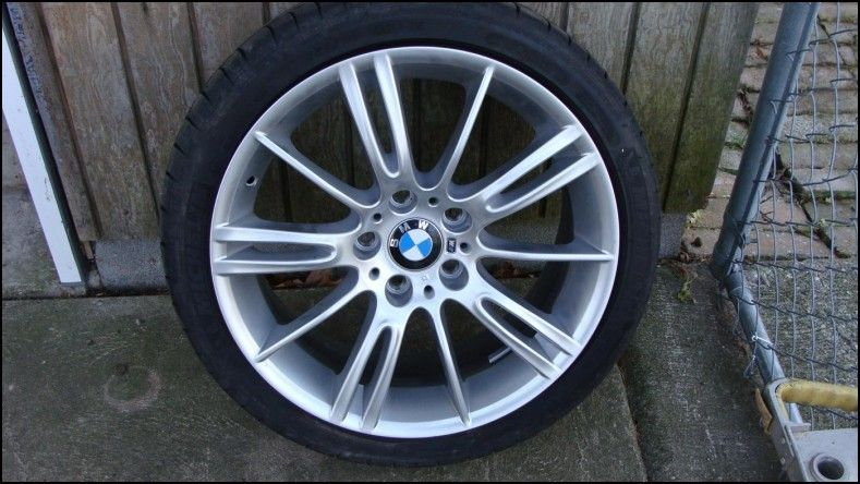 Bmw 335i run flat tires