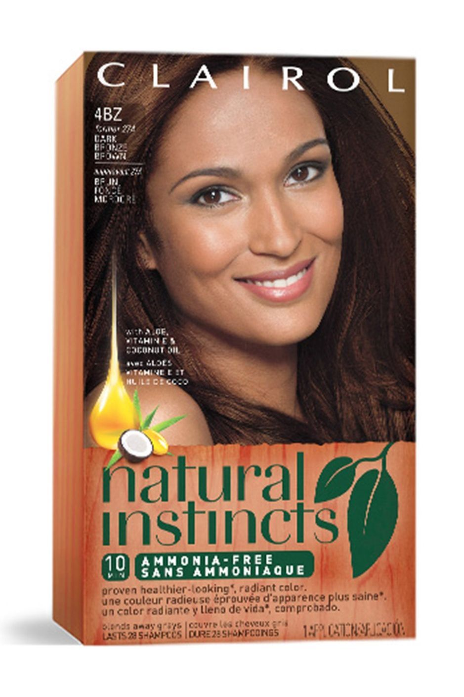 The Best Color Overall Clairol Natural