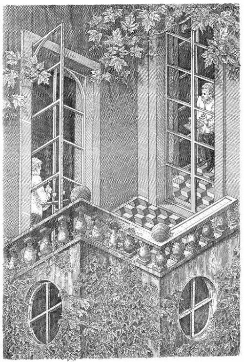 mordmardok:  Balcony / Balkon (1997) ISTVAN OROSZ