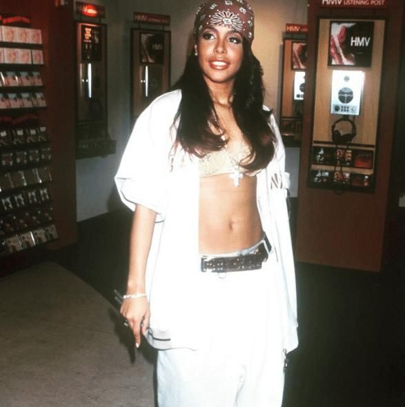 A Look Back at Aaliyah's Best Style Moments