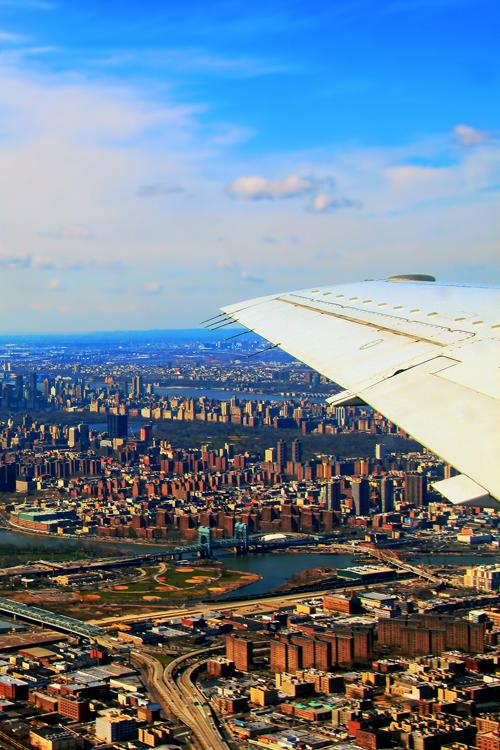 plasmatics-life:  Landing in New York ~ By Artem