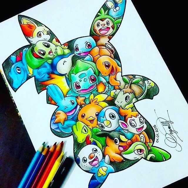 pokemon with green4ever0108 !! So cool )