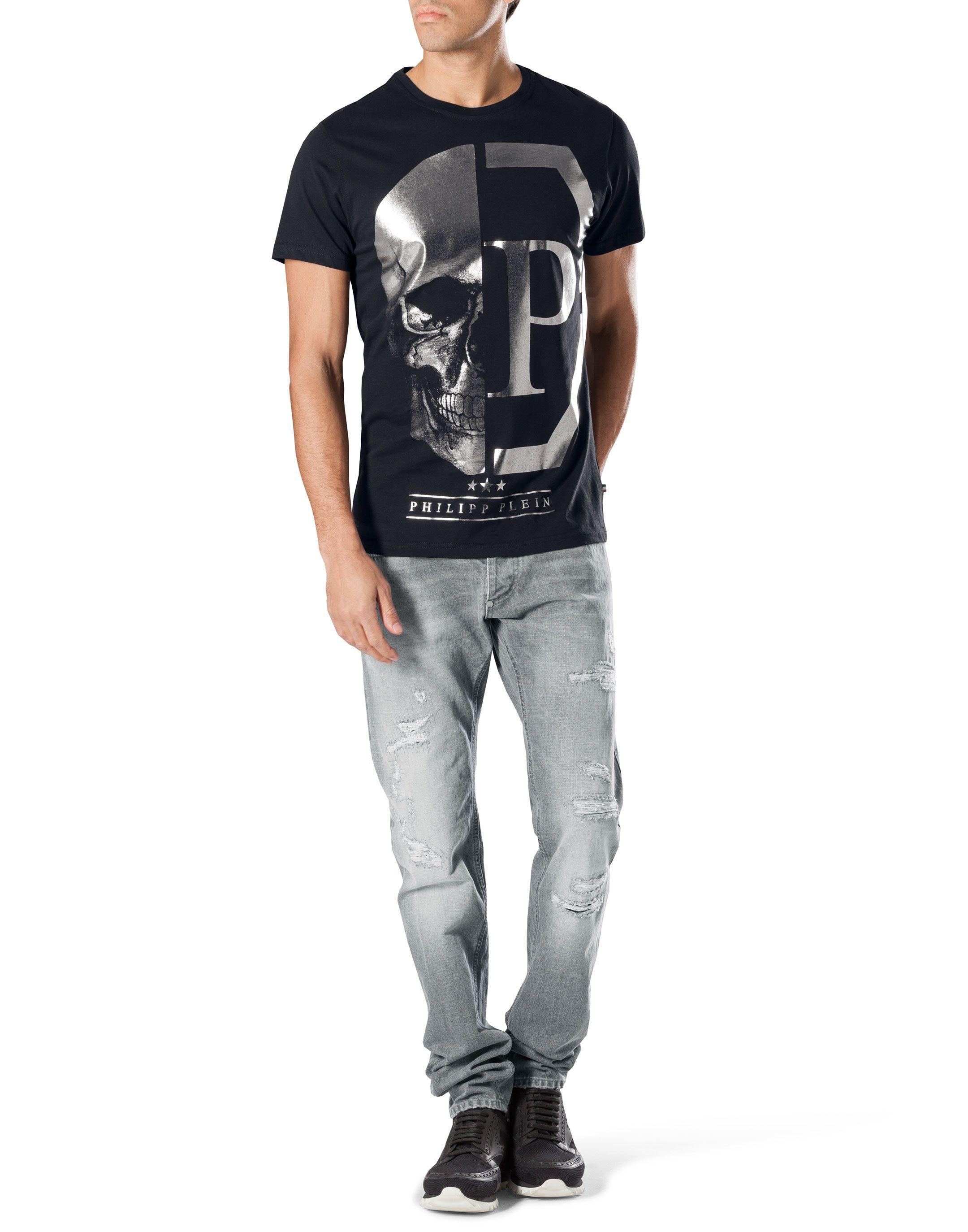 c869593accf T-shirt Round Neck SS