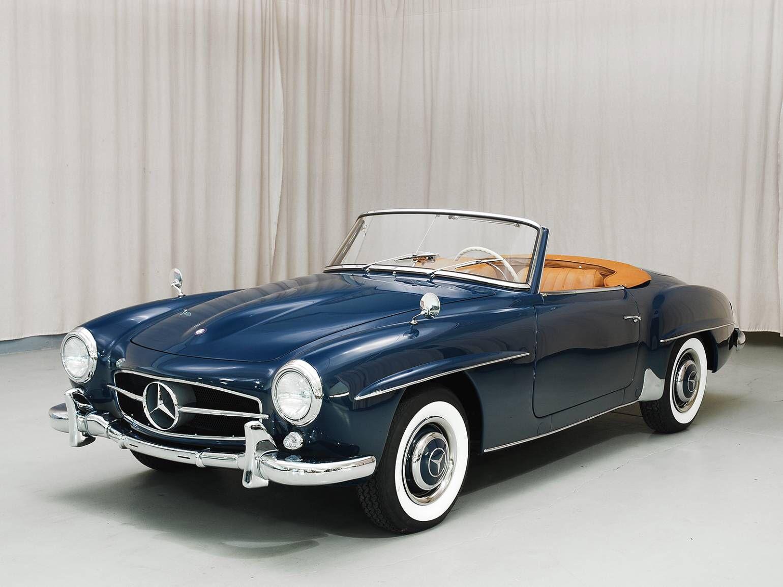 1956 Mercedes Benz 190sl Convertible Classic Mercedes Mercedes