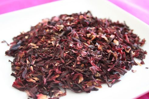 Dried Hibiscus Flowers 1 Simple Syrup 3 Bright Recipes Dried Hibiscus Flowers Simple Syrup Recipes Edible Flowers Recipes