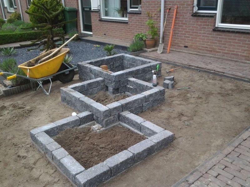 Voortuin renovatie google zoeken gardening pinterest for Tuin renoveren tips