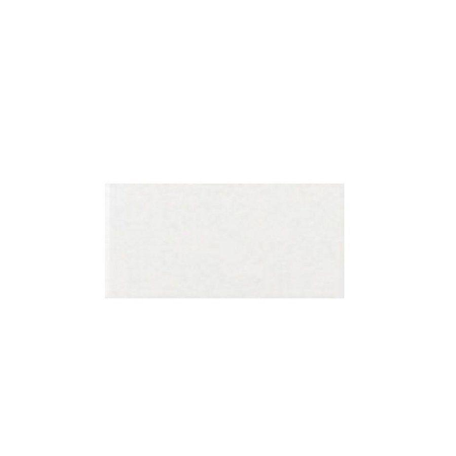 American Olean Starting Line White Gloss Ceramic Subway