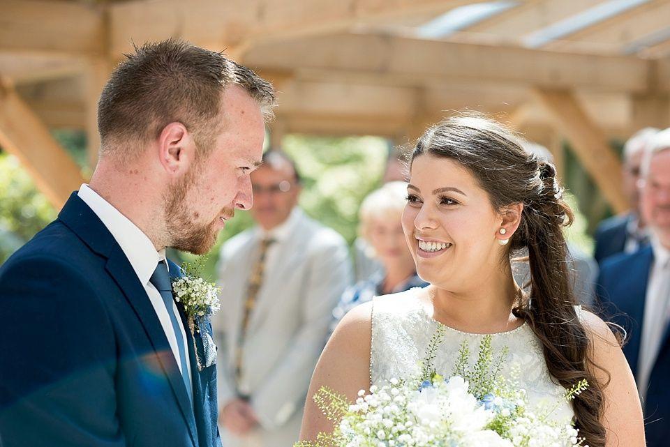 Captured moment at an Essex wedding