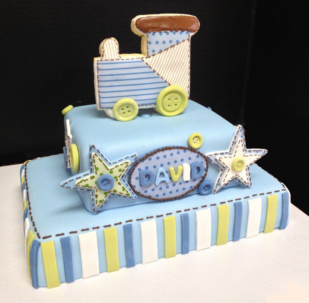 Train Baby Shower Cake Part - 31: Pinterest