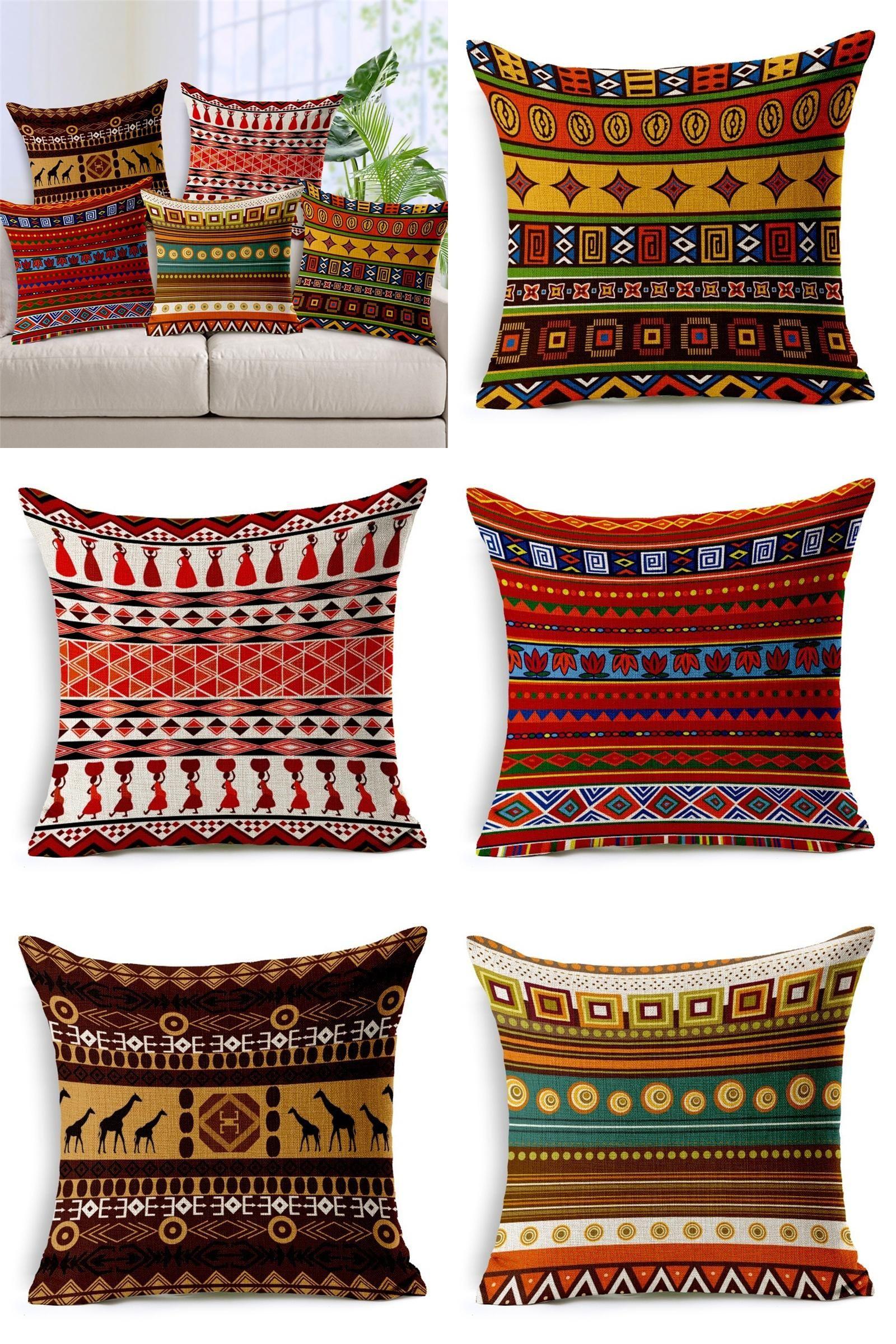 Visit to buy real capa de almofada decorative pillows bohemian
