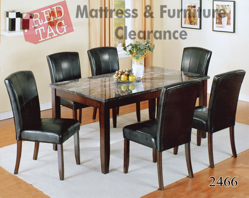black dining room sets for cheap | $559.99 Onyx 5 Piece Dining Group D2466-SET. Traditional ...