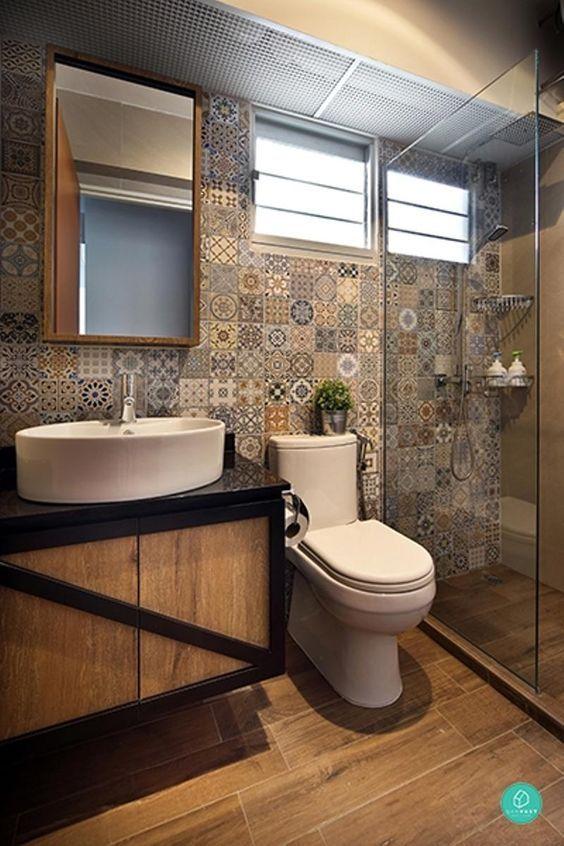 38 Clean Scandinavian Bathroom Remodel Setup   Small ...