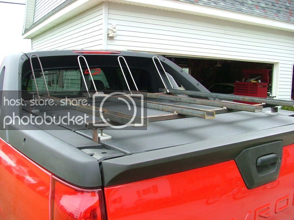 Bike Rack on Bed Cover Bike rack, Double sided velcro