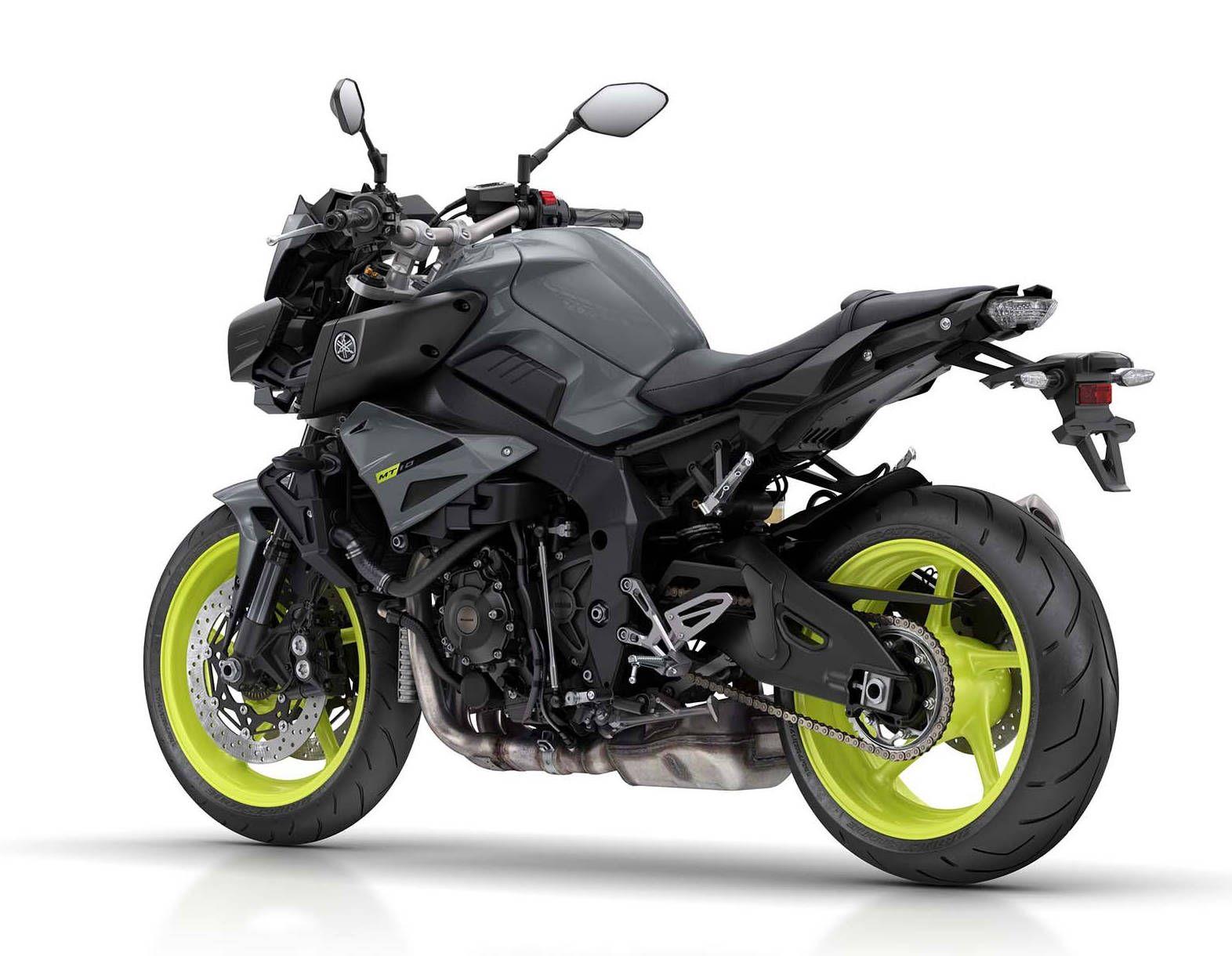 Yamaha Street Bikes