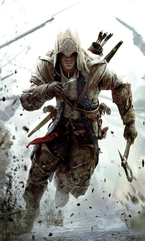 Assassin S Creed Phone Wallpaper Assassins Creed Fond Ecran