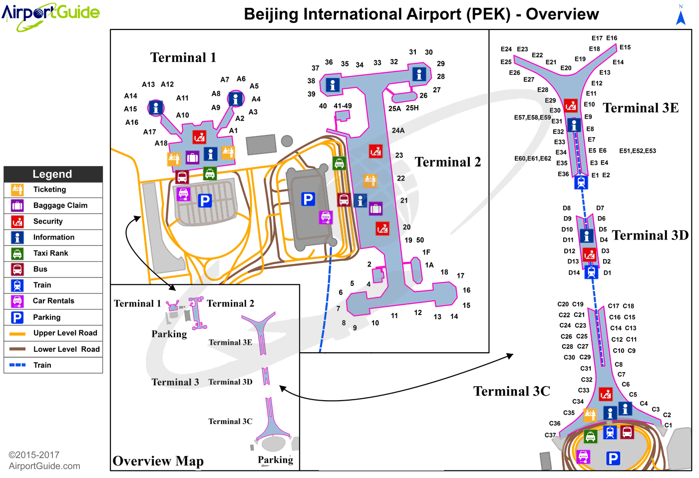 Beijing Beijing Capital International (PEK) Airport