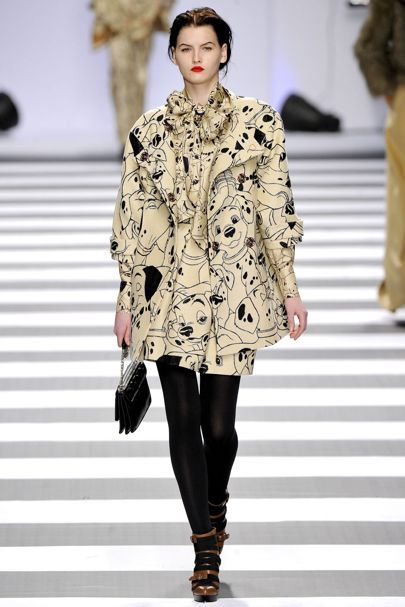 Jean-Charles De Castelbajac Autumn/Winter 2011 Ready-To-Wear Collection | British Vogue