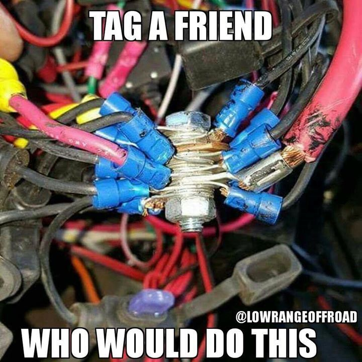 Could Name A Couple Lol Mechanic Life Mechanic Humor Mechanic Jobs