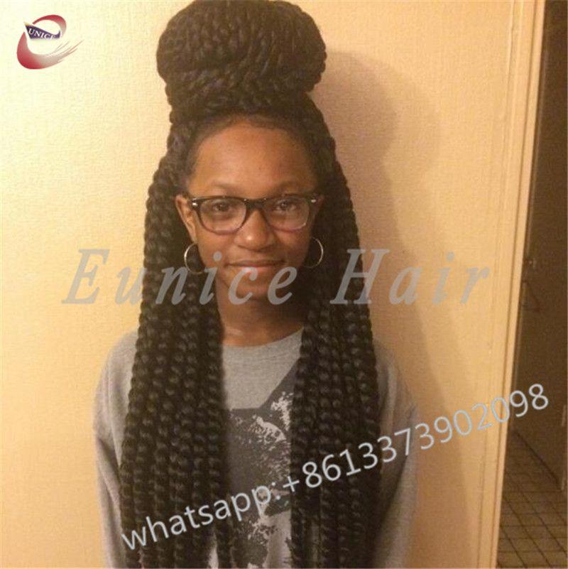 Curly crochet goddess two strand twist braids hair extensions african hair braiding pmusecretfo Choice Image
