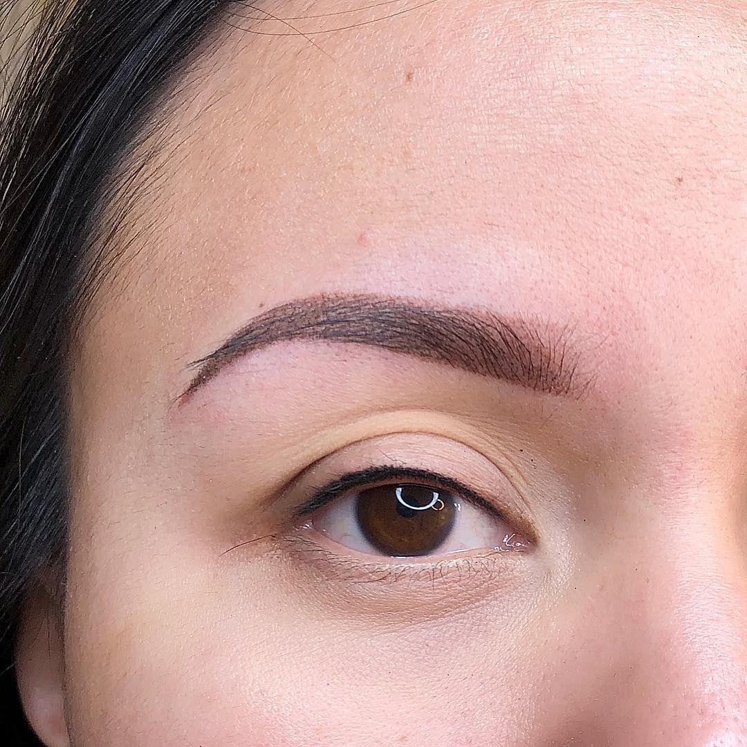 Soft Ombré + Lash Enhancement ️ Step up your lash & brow
