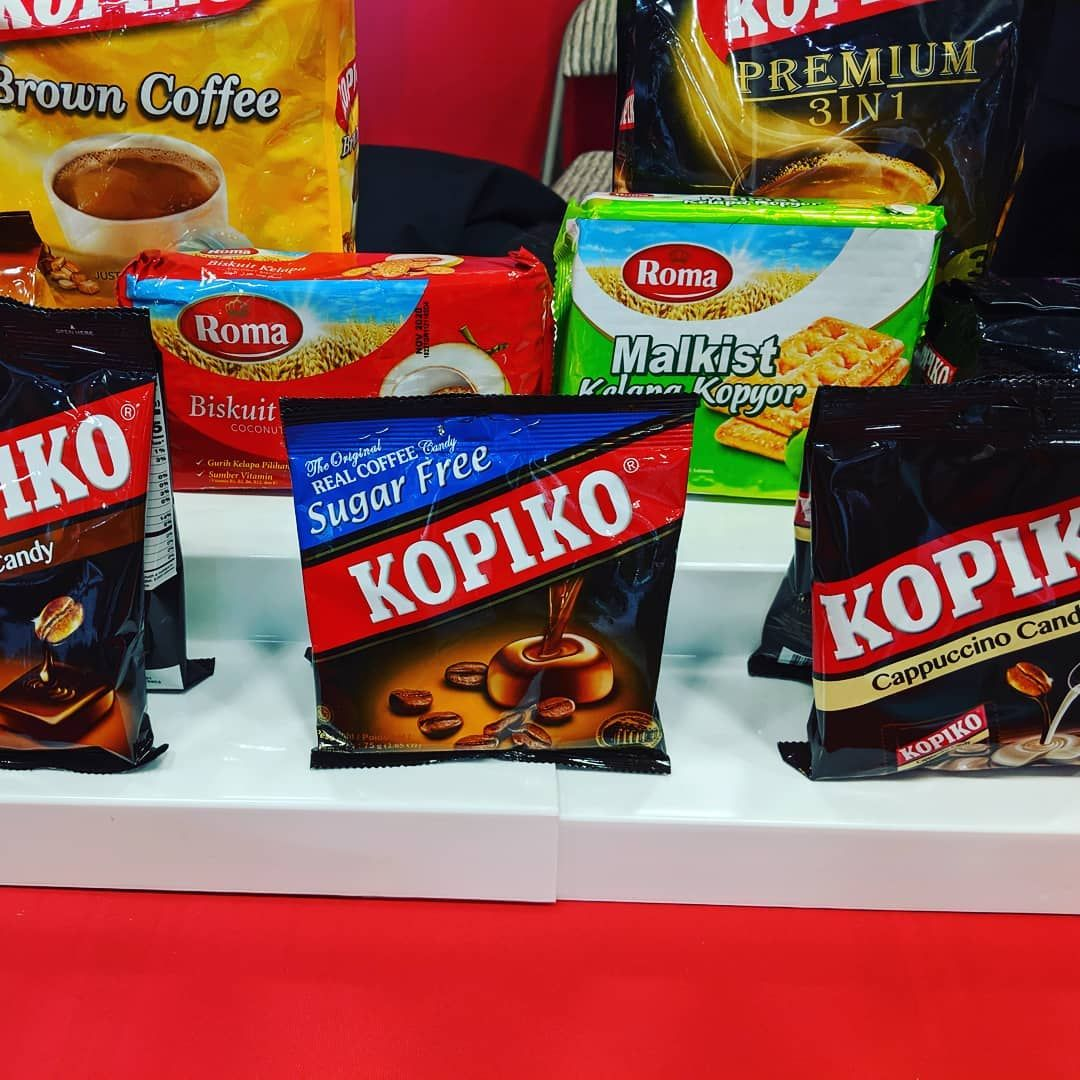 Coffee Jelly Kopiko Brown