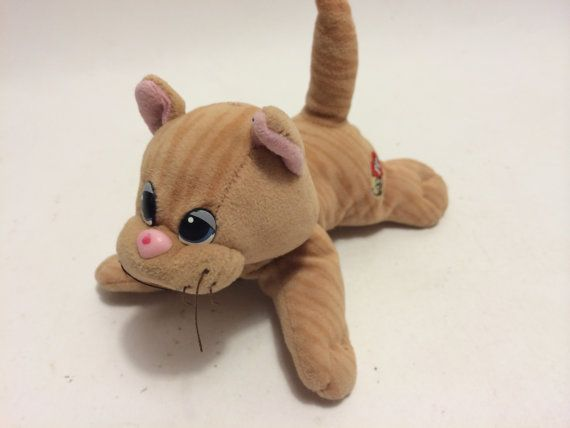 Vintage Pound Purrries Puppies Cat Kitten 80 S Toys Cats