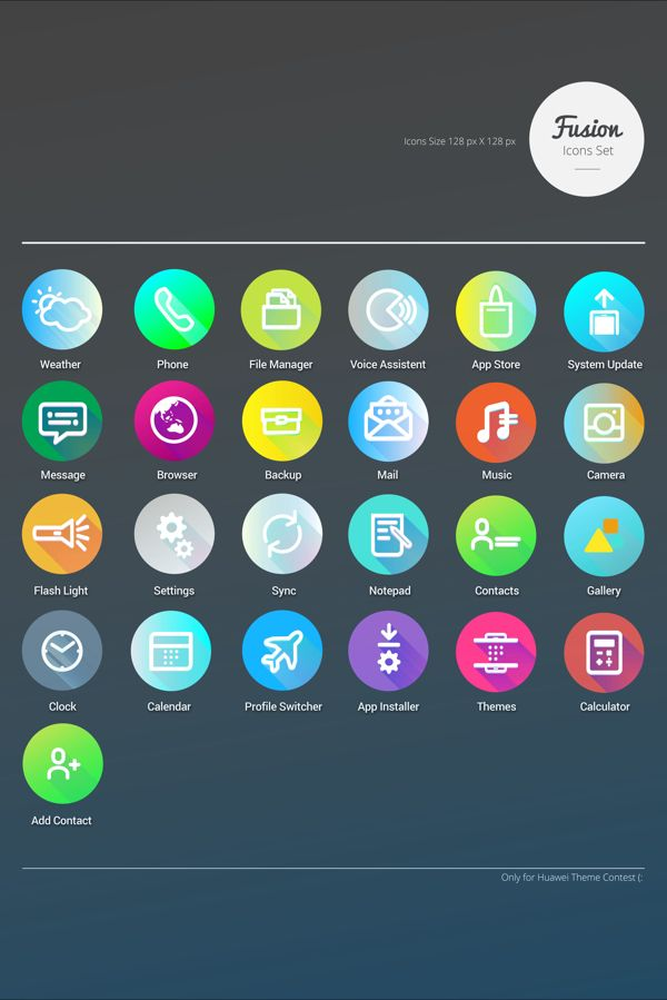 Fusion Huawei Mobile Theme On Behance With Images Theme