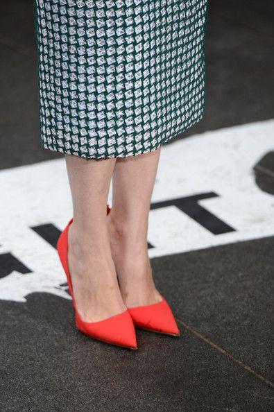 Marion Cotillard in Dior F12 Couture - The Dark Knight Rises - European Premiere