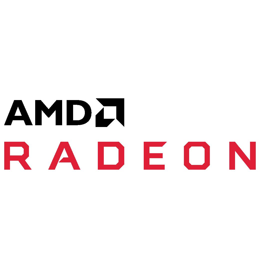 Amd Radeon Logo In 2020 Amd Logos Vector