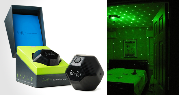Firefly laser lamp decor and pics i want cool things - Cool things to buy for your room ...