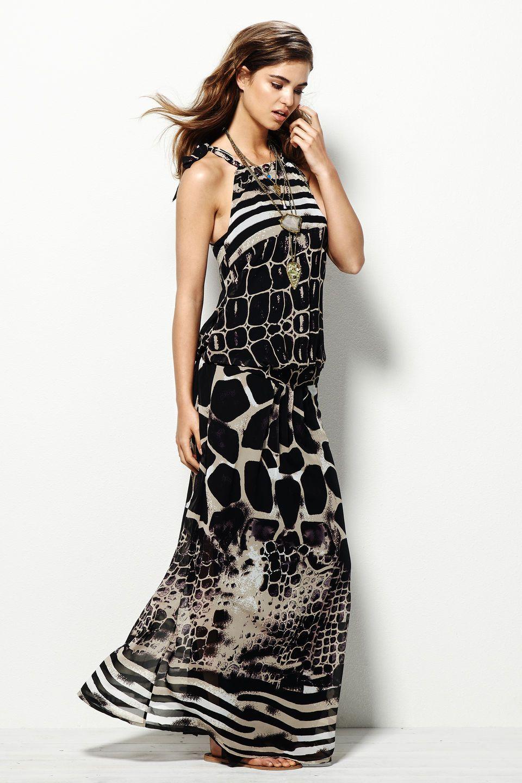 Beauty Superstar Dress DressesFashionamp; Gira Maxi yf6b7g