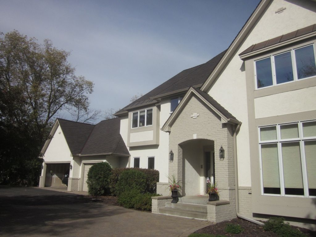 Best This Homeowner Opted For Gaf Glenwood Shingles In Dusky 400 x 300