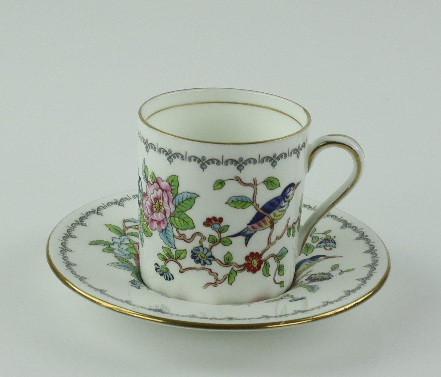 Antyk Filizanka Do Kawy Aynsley 7532887393 Oficjalne Archiwum Allegro Tea Cups Tea Cup