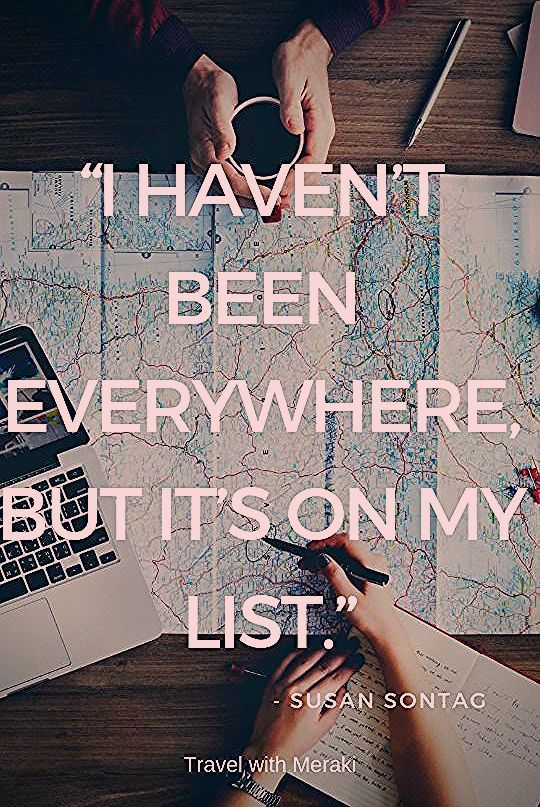 Photo of Inspirational Travel Quotes For Every Kind Of Adventure – TRAVEL WITH MERAKI